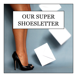 Suscribe tou our super Shoes Letter newsletter Valencey