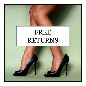Valencey free returns policy