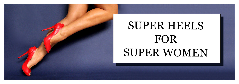 Header Home Valencey Super Heels for Super Women